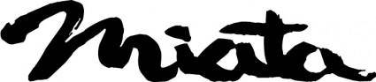 Miata logo