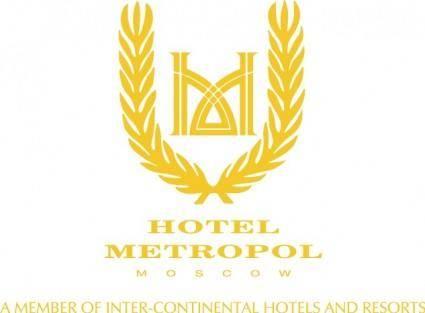 free vector Metropol logo GOLD