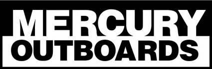 free vector Mercury Outboards logo