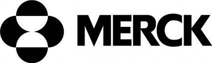 free vector Merck logo