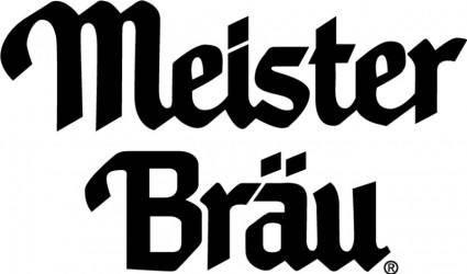 free vector Meister Brau logo