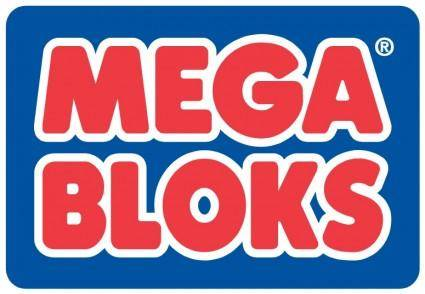 free vector Mega-Blocks logo