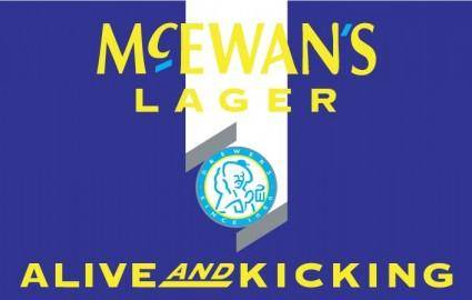 free vector McEwans Lager logo