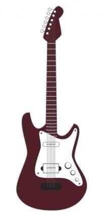 free vector Guitar Vector