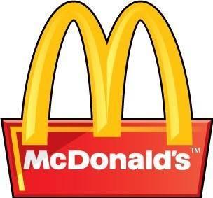 free vector McDonalds 3D logo
