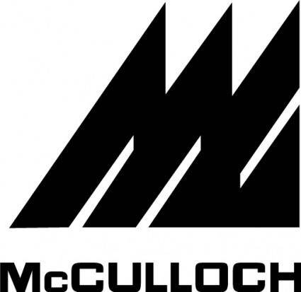 McCulloch logo