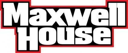 free vector Maxwell House logo
