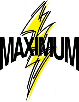 free vector Maximum logo2