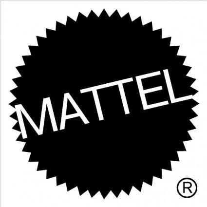 free vector Mattel logo