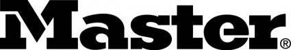free vector Master logo