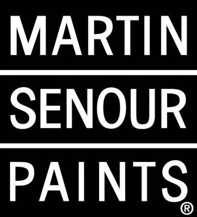 free vector Martin Senour Paints logo