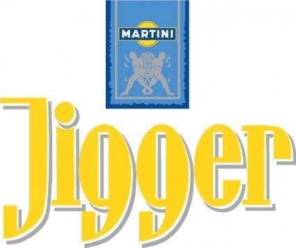 Martini Jigger logo