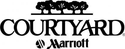 free vector Marriott Courtyard logo