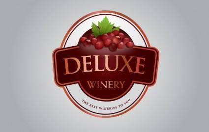 free vector Deluxe Winery