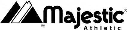 free vector Majestic Athletic logo