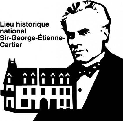 free vector Maison Sir-Georges logo