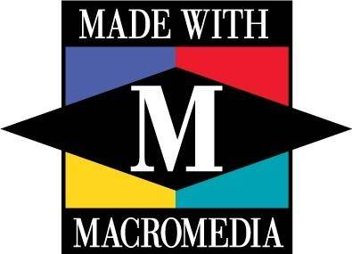 free vector Macromedia logo