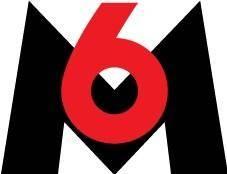 free vector M6 TV logo