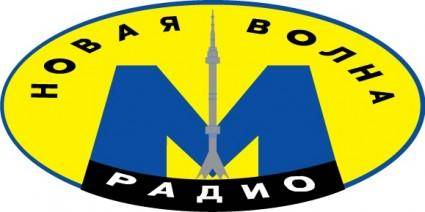 free vector M-Radio logo