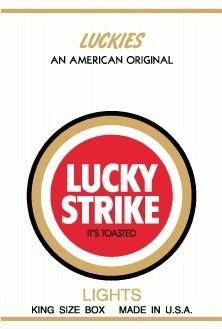 Lucky Strike Lights pack