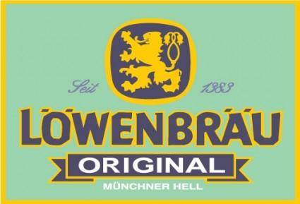 free vector Lowebrau logo