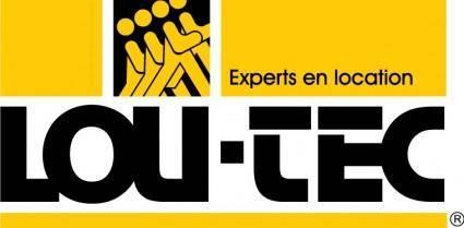 free vector Lou-Tec logo