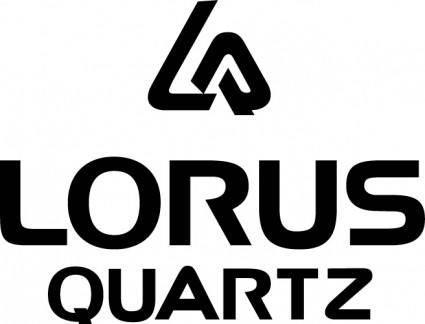 Lorus quartz logo