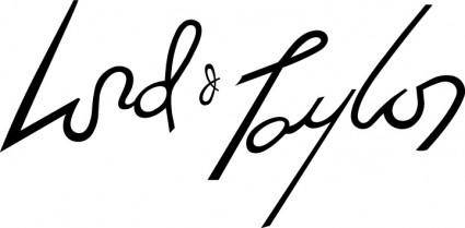 free vector Lord&Taylor stores logo