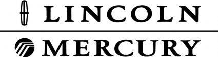 free vector Lincoln Mercury auto logo