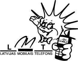 free vector Latvijas Mobilais Telefons