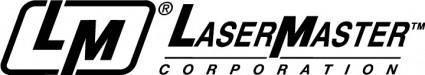 free vector LaserMaster Corp logo