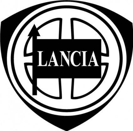 free vector Lancia logo