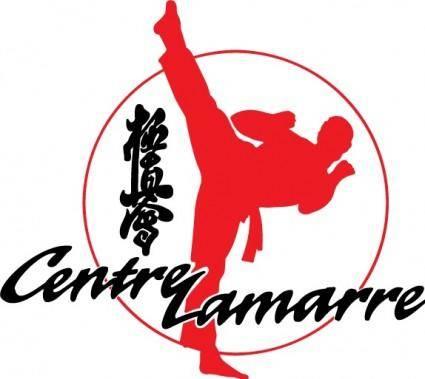 free vector Lamarre centre logo