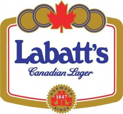 free vector Labatts logo