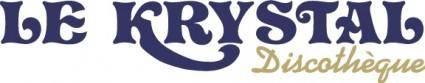 Krystal discoteque logo