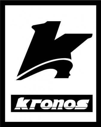 free vector Kronos logo