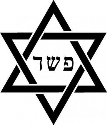 free vector Kosher symbol
