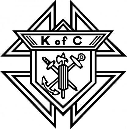 free vector Knights of Columbus logo