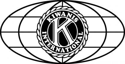 free vector Kiwanis International logo