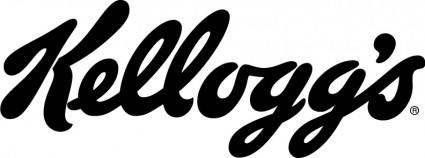 free vector Kellogg logo