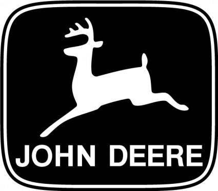 free vector John Deere logo