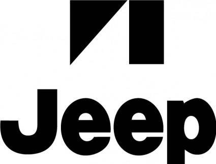 free vector Jeep logo