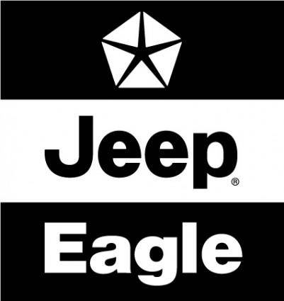 Jeep Eagle logo