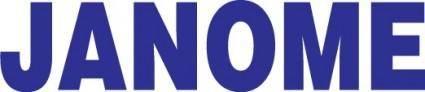 free vector Janome logo