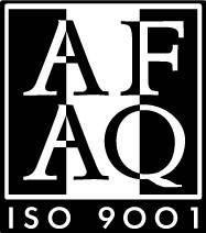 free vector ISO9001 AFAQ logo