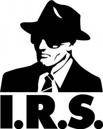 free vector IRS logo