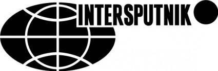 free vector Intersputnik logo