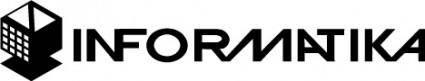 free vector Informatica logo