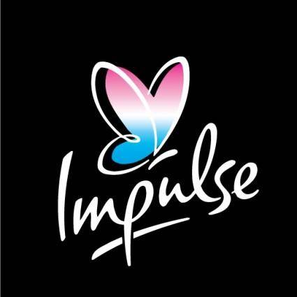 free vector Impulse logo (with flower)