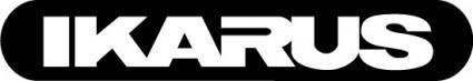 free vector Ikarus logo